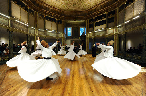 WHIRLING DERVISHES CAPPADOCIA