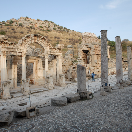 EPHESUS FULL DAY PRIVATE TOUR FROM ISTANBUL